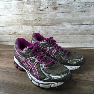Asics GT 2170 Womens 6 Running Gray Purple